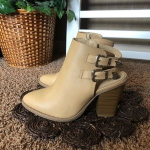 Never worn Charlotte Russe boots